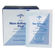 Non Adherent Pads 3 In X 4 In 100 Per Box - TB