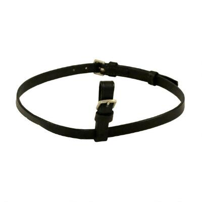 Flash Noseband Black or Brown