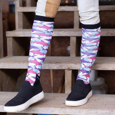 Dreamers And Schemers FinLand Boot Socks Pair and A Spare