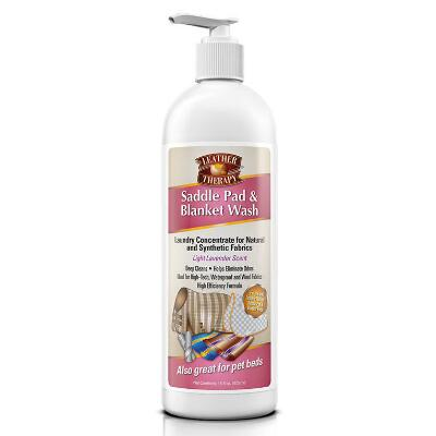 Saddle Pad And Blanket Wash 16 oz