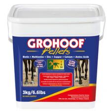 TRM GroHoof Concentrated Pellets 6.6 lb - TB