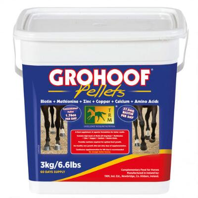 TRM GroHoof Concentrated Pellets 6.6 lb