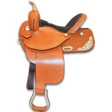 Dakota Lite Barrel Saddle - TB