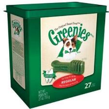 Greenies Treat Pack 27 oz