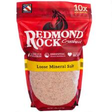 Redmond Rock Crushed Loose Mineral Salt 5 lb - TB