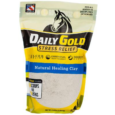 Daily Gold Equine Stress Relief 4.5 lb