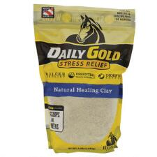 Redmond Daily Gold Equine Stress Relief 4.5 lb - TB