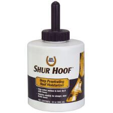 Horse Health Shur Hoof With Brush 32 oz - TB