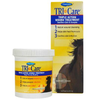 Tri Care Wound Treatment 4 Oz