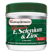 Peak Performance Vitamin E Selenium & Zinc 1 lb - TB