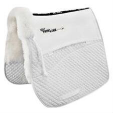 Thinline Sheepskin Shimmable Dressage Pad - TB