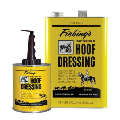 Fiebings Hoof Dressing 32 oz With Applicator