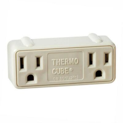 Thermo Cube Cold Weather Double Outlet