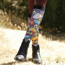 Dreamers and Schemers Bae Ritto Boot Socks - TB