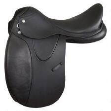 Diana Pro Dressage Saddle With Genesis-Floor Model Sale - TB
