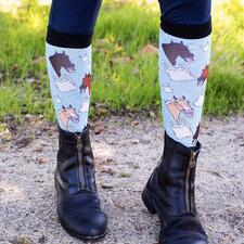 Dreamers and Schemers Spook Boot Socks Pair and A Spare - TB