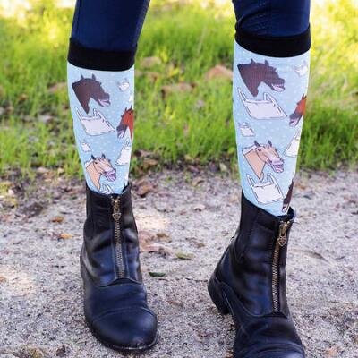 Dreamers and Schemers Spook Boot Socks Pair and A Spare