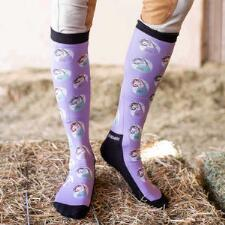 Dreamers and Schemers Bae Boot Socks Pair and A Spare - TB
