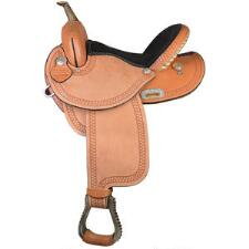 Dakota Saddlery RO Light Oil Barrel Saddle - TB