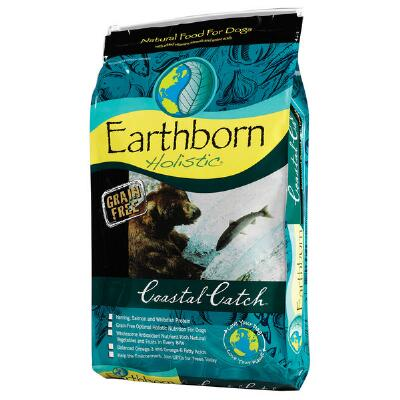 Earthborn Coastal Catch Grain Free 5 lb