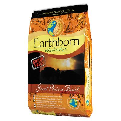 Earthborn Great Plains Feast Grain Free 14 lb