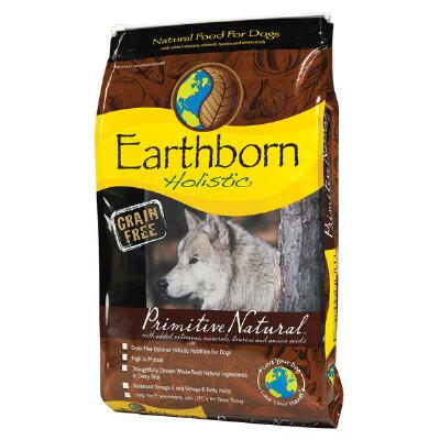 Earthborn Primitive Natural Grain Free 5 lb