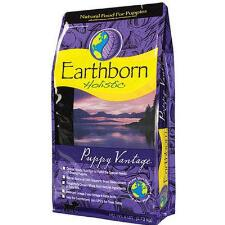 Earthborn Puppy Vantage Natural 28 lb - TB