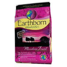 Earthborn Meadow Feast Grain Free 14 lb - TB
