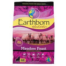 Earthborn Meadow Feast Grain Free 28 lb - TB