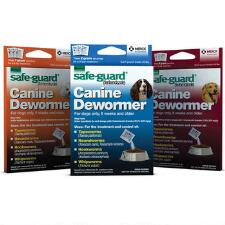 Safe Guard Canine Dewormer for Dogs