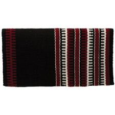 Weaver Reversible New Zealand Wool Saddle Blanket 38x34 - TB