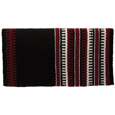 Weaver Reversible New Zealand Wool Saddle Blanket 38x34