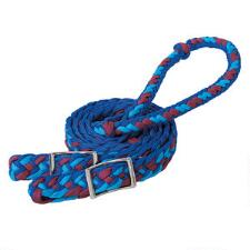 Weaver Braided Nylon Barrel Rein - TB