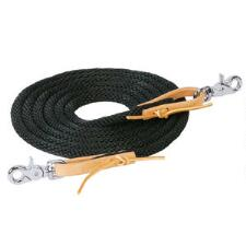 Weaver Poly Roper Rein 10 ft - TB