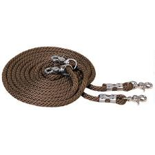 Weaver Pulley Rope Draw Reins - TB