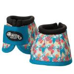 Weaver Prodigy No Turn Bell Boots - Floral Steer - TB