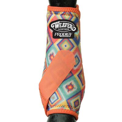 Weaver Prodigy Athletic Boots - Orange Aztec Four Pack