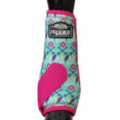 Weaver Prodigy Athletic Boots - 4 Pack Tribal Pattern
