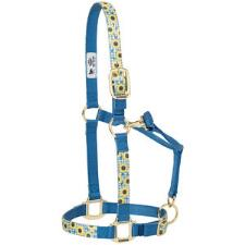 Weaver Adjustable Nylon Halter - Sunflower - TB