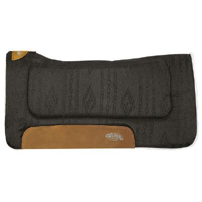 Weaver All Purpose Contoured Western Saddle Pad 30x30