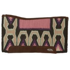 Weaver Synergy Contoured Performance Saddle Pad - TB