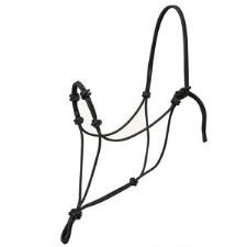 Weaver Silvertip Four Knot Rope Training Halter - TB