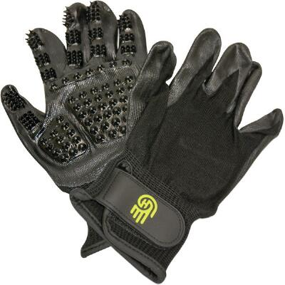 HandsOn Grooming Gloves Pair