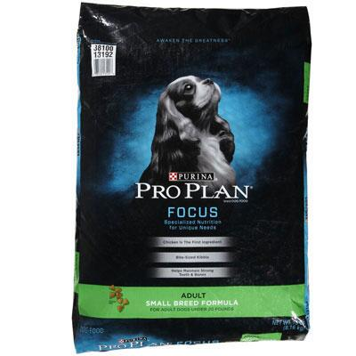 Purina Pro Plan Focus Adult Small Breed 6 lb