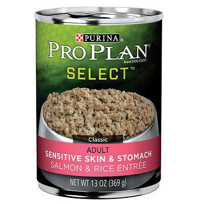 Purina Pro Plan Select Entree Sensitive Stomach 13 oz Can