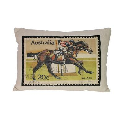 OX Bow Decor Tulloch Race Course 13x19 Decorator Pillow