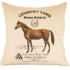 Ox Bow Country Lane 20x20 Decorator Pillow - TB