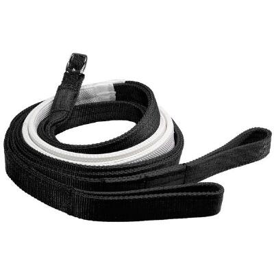 TB Exercise Draw Reins Nylon with Rubber Grips