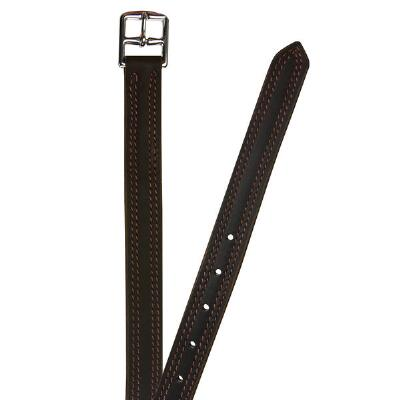 Tack Shack Exercise Stirrup Leathers Brown