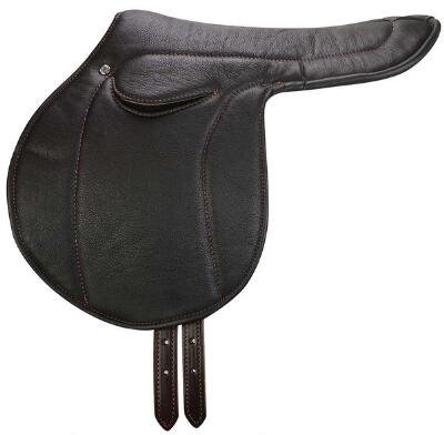 Thoroughbred Exercise Saddle Brown